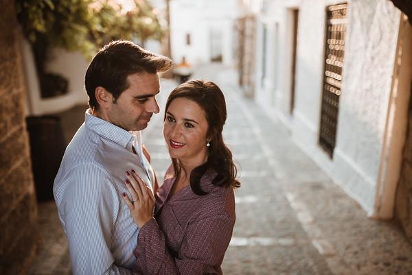 Ana & Alejandro. Preboda.