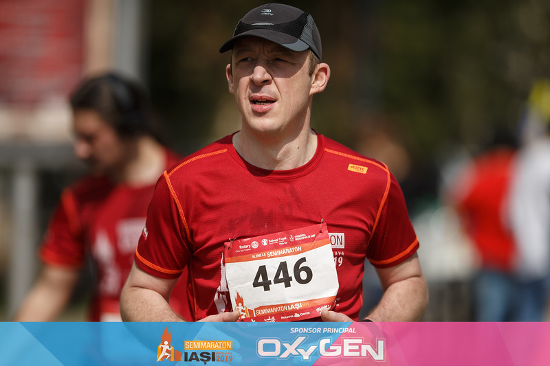 Semimaraton Iasi 2019 powered by Oxygen