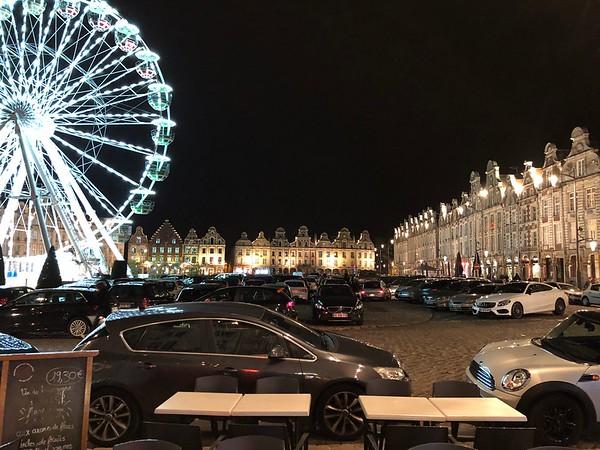 Around Arras - October 2018