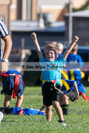 9/1 - 1st Grade - Chargers vs Trailblazers