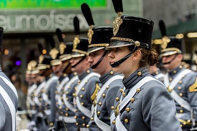 96th annual New York City Veterans Parade