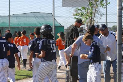 Tracy Little League Yankees vs. Orioles April 30th. 2011