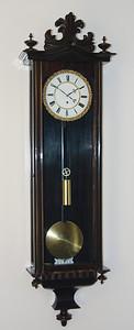 VR-585 Late Biedermeier Timepiece