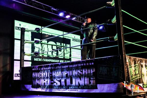 Micro Championship Wrestling 2018