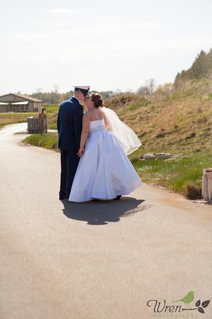 Mr. & Mrs. Clarke