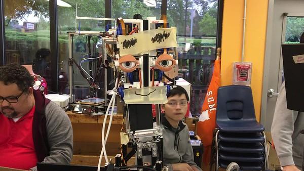 Humanoid Robot 2017