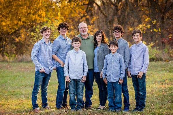 Jones Family Favorites 2020