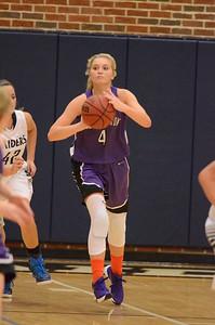 DS Girls Varsity Basketball 2015