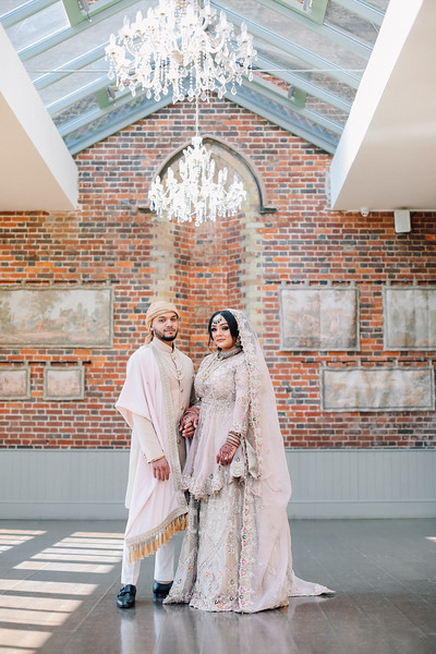 Juabaer + Ambia Wedding