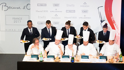 Bocuse d'Or Sélection France 2017