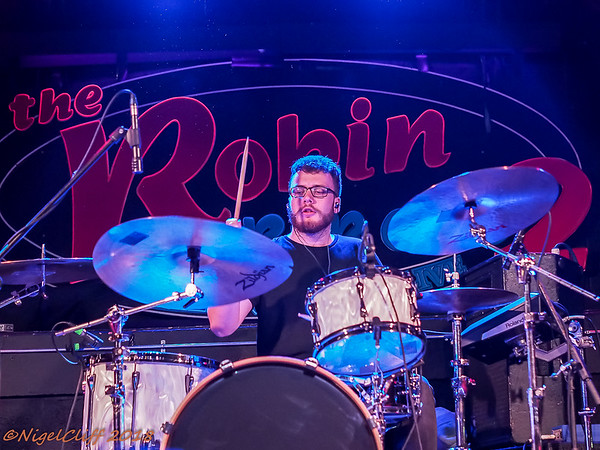 Chantel Mcgregor Band Robin2 07.06.2018