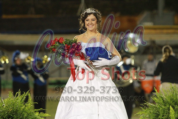 Lake Norman Charter at Cherryville (Homecoming) - 10/19/12