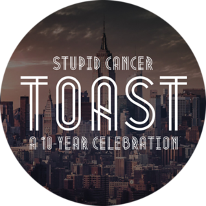 Toast 2017: An Evening With Stupid Cancer