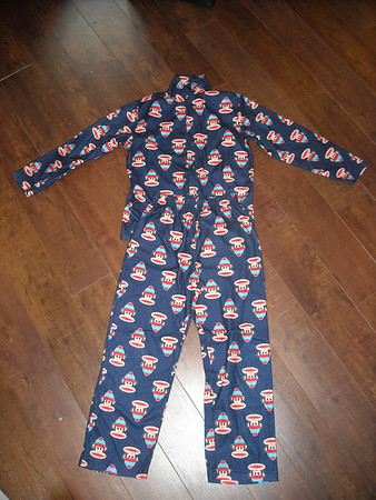 Clothes for Andrew