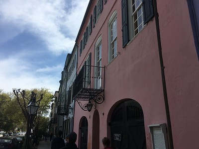 Charleston SC - Early 2018