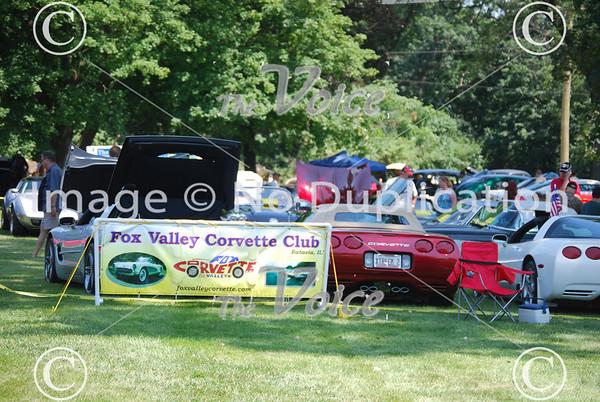St. Charles Car Show at Mooseheart, Ill 7-13-13