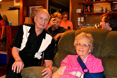 Aunt Evelyn's 90th Birthday