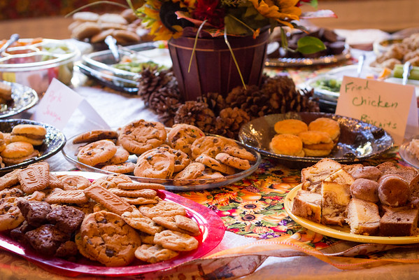 Thanksgiving Market 11-19-2016