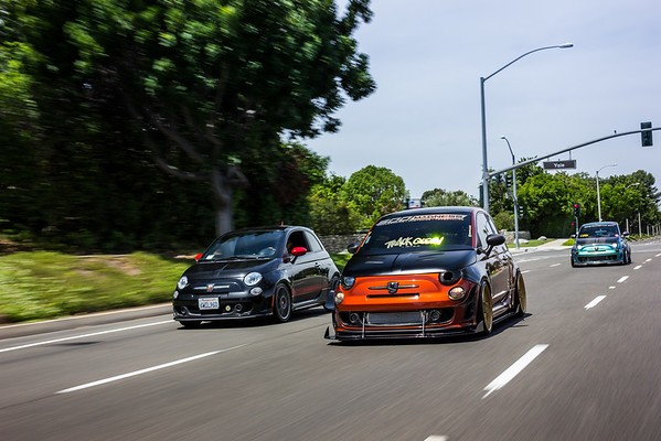 Cruises and Rolling Shots