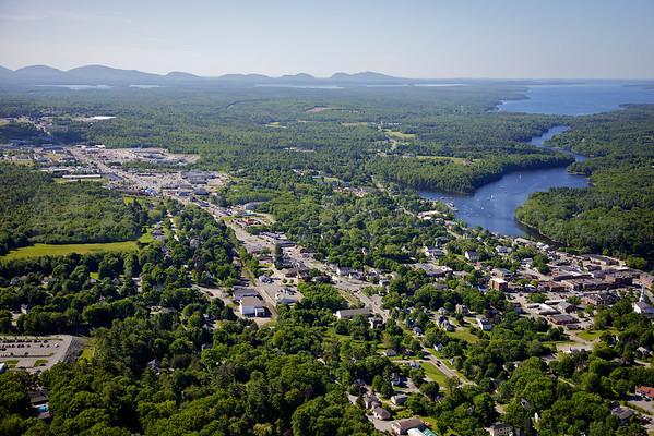 Ellsworth, Maine.