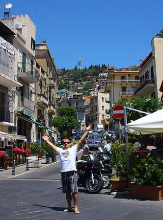 Mediterranean 2012 - Taormina, Sicily