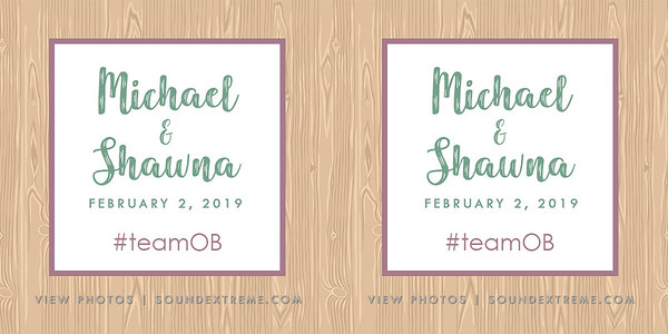 Shawna & Michael 2/2/19