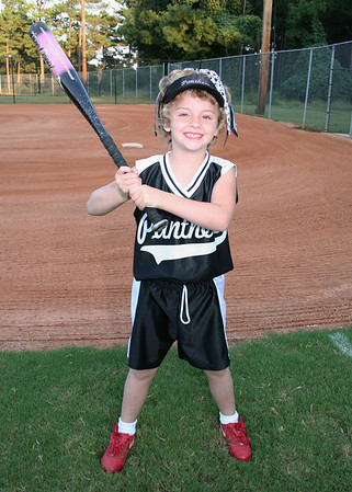 Cayla Teal Panthers 2009