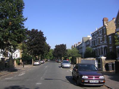 Battersea Park to Trafalgar Square (September 2006)