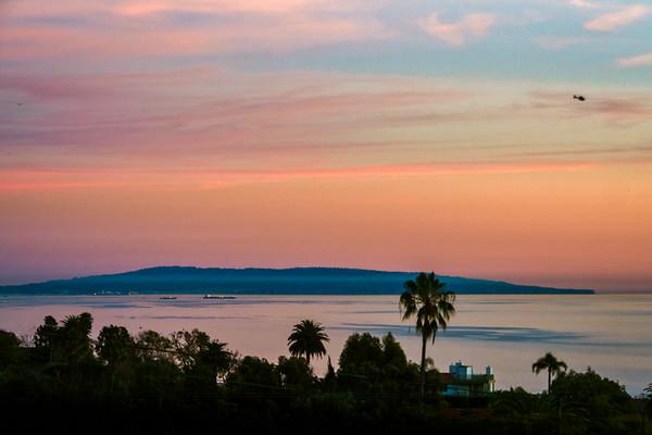 January 30 - Sunset over Palos Verdes, CA.jpg