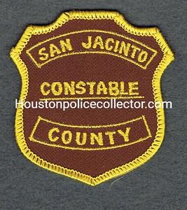 San Jacinto Constable