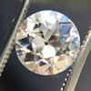 1.53ct Old European Cut Diamond GIA J VS2  17