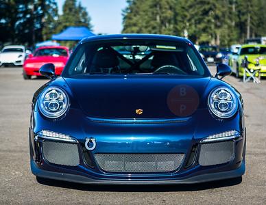 2018 Porsche Season