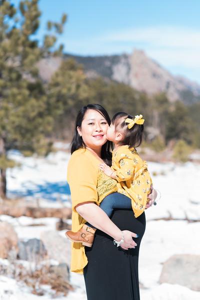 Maternity   Carolyn & Family
