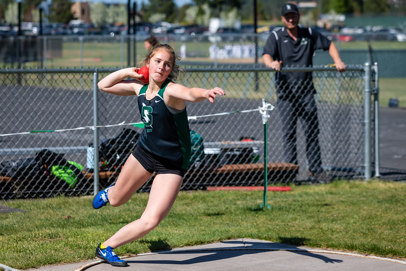 Bend city championship track meet