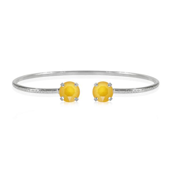 Classic Petite Bracelet / Buttercup Rhodium