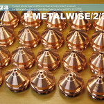 SKU: P-METALWISE/2/3N20,Air-Cooling Mechanized Torch Shield Pack for MetalWise Mach Three 2nd Generation 130A Plasma
