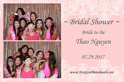 Thao's Bridal Shower 7/29/17