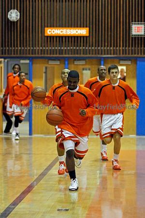 Basketball Chantilly 12/15/09