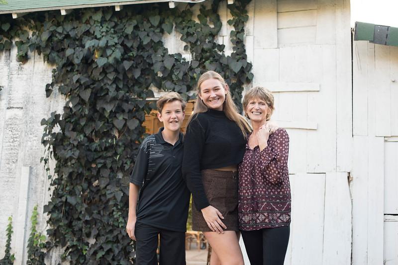 Rearick Family 2018