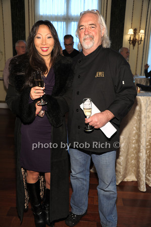 Jean Koh, Tom Schaudel photo by Rob Rich/SocietyAllure.com © 2014 robwayne1@aol.com 516-676-3939
