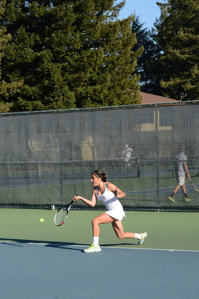 Menlo Girls Tennis 2013 - Senior 6