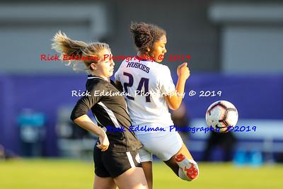 Seattle Pacific University vs UW Women's Soccer