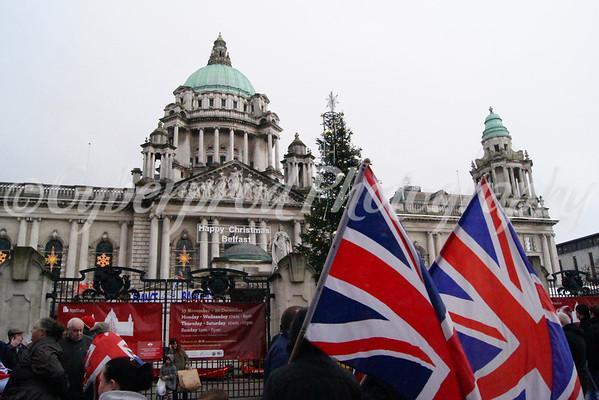 City Hall Protest 08 12 12