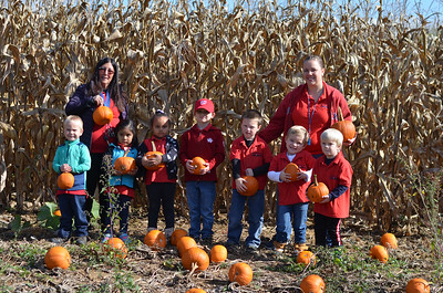 Pre-K - 2nd Pumpkin Patch Field Trip