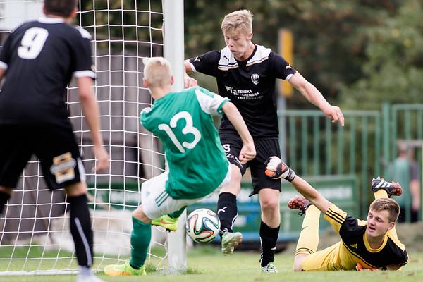 U16: Plzeň - Bohemka 3:0
