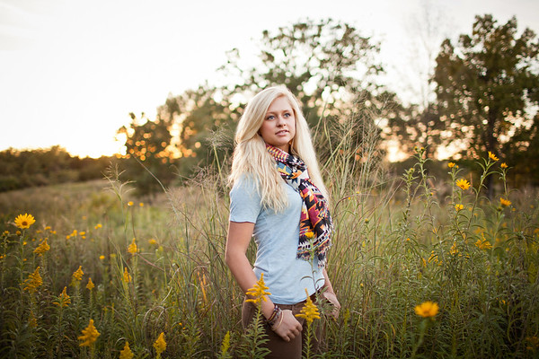 Sidney L - Helias Senior - Jefferson City, MO Senior Photographer