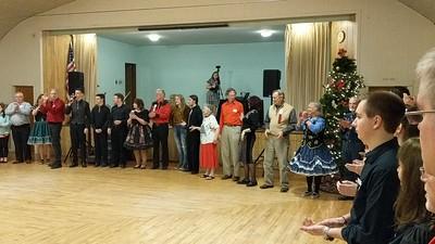 "2018-12-29 ""Raise the Ball"" (Pre-New Years Eve) dance"