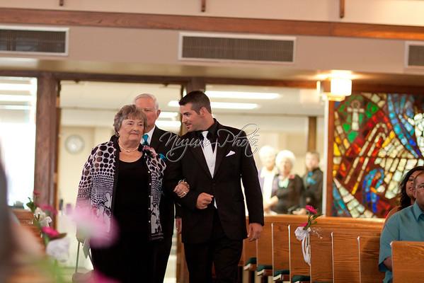 Ceremony - Angela and Adam