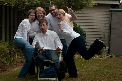 Overman Family