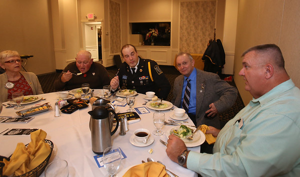 Dracut Rotary veterans lunch 111318